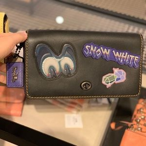 COACH X DISNEY Rare Fairy Tale Snow White DINKY